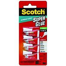 Scotch Single Use Super Glue Gel AD119