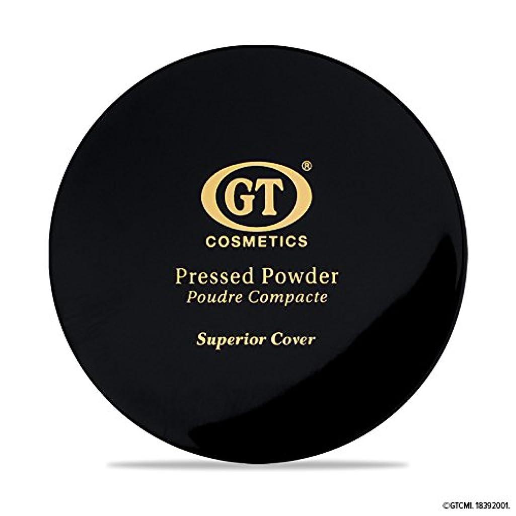 分解する受け取る杖GTpressed powder ライトベージュ SPF20 正規輸入代理店 日本初上陸 コスメティック オーガニック ファンデーション