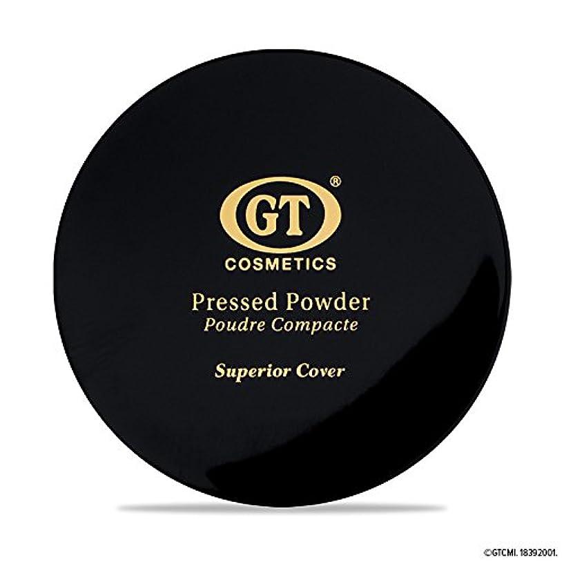 ネコ無声で程度GTpressed powder ライトベージュ SPF20 正規輸入代理店 日本初上陸 コスメティック オーガニック ファンデーション