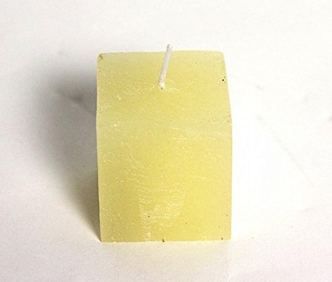 おっと裏切る純度kameyama candle(カメヤマキャンドル) ラスティクミニキューブ 「 アイボリー 」(A4921000IV)