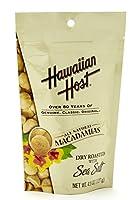 ハワイアンホースト 塩味マカデミアナッツ スタンドアップバッグ 127g