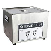 ソニックテック 超音波洗浄機 ST06D デジタル制御超音波洗浄器 300W