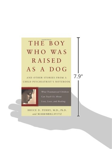a short response on the boy who was raised as a dog a book by bruce perry