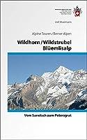 Alpine Touren Wildhorn, Wildstrubel, Blueemlisalp - Vom Sanetsch zum Petersgrat (BE 1/2)