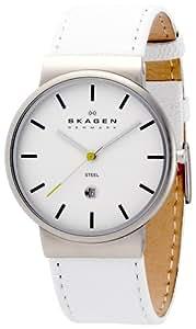 [スカーゲン]SKAGEN 腕時計 basic leather mens J351XLSLW ケース幅: 36mm 日本限定カラー メンズ [正規輸入品]