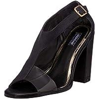 Jaggar Women's Epoch Linen Heel, Black