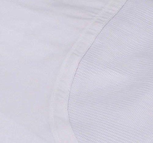 アイリスオーヤマ 布団カバー 掛け布団用 ホワイト シングルロング CWK-SL