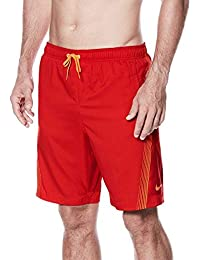 (ナイキ) Nike メンズ 水着?ビーチウェア 海パン Nike Beam Momentum Swim Trunks [並行輸入品]