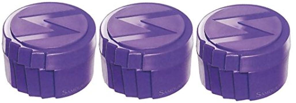 平らにする刈る頑張る【まとめ買い】サムライスタイル プラスター スライミー 3個セット