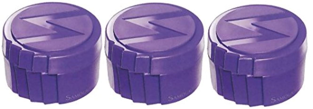 打ち上げる保証金フリンジ【まとめ買い】サムライスタイル プラスター スライミー 3個セット