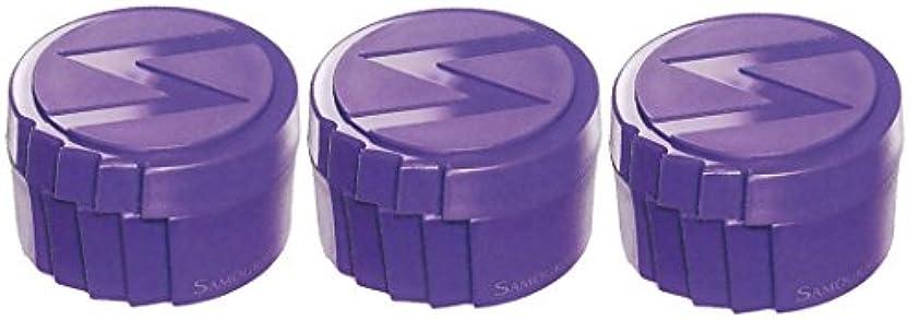 二度解体する本土【まとめ買い】サムライスタイル プラスター スライミー 3個セット