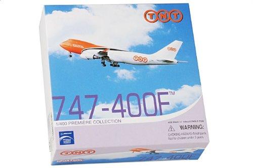 1:400 ドラゴンモデルズ 55206 ボーイング 747-400F ダイキャスト モデル TNT OO-THA【並行輸入品】