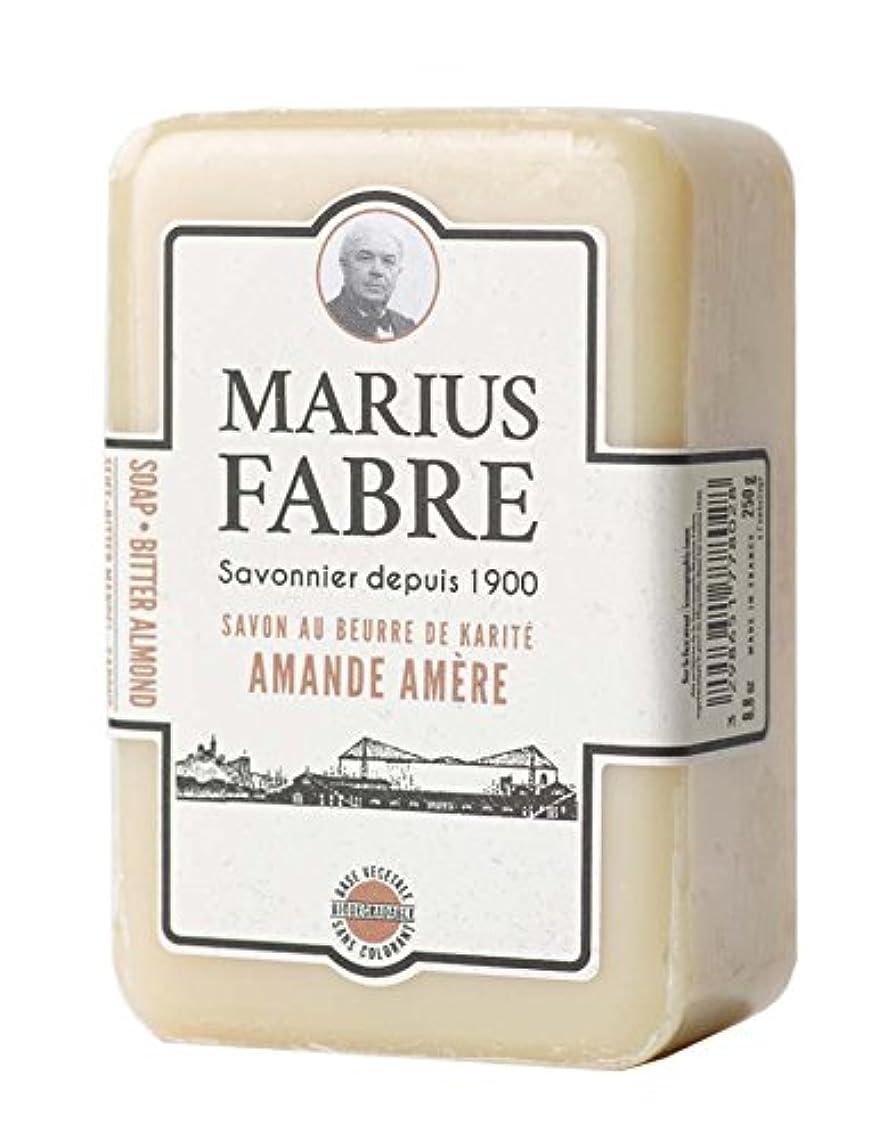 一致裸もっとサボンドマルセイユ 1900 ビターアーモンド 250g