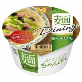 東洋水産 マルちゃん 麺ダイニング ちゃんぽん 1箱12食