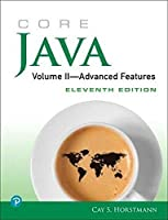 Core Java, Volume II--Advanced Features (11th Edition) (Core Series)