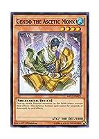 遊戯王 英語版 MP17-EN023 Gendo the Ascetic Monk 修禅僧 ゲンドウ (ノーマル) 1st Edition
