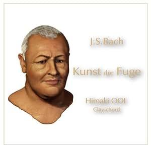 バッハ:フーガの技法 BWV.1080 [全21曲] (J.S. Bach Kunst der Fuge Hiroaki OOI Clavichord)