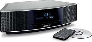 Bose Wave music system IV パーソナルオーディオシステム プラチナムシルバー WMS IV PS【国内正規品】