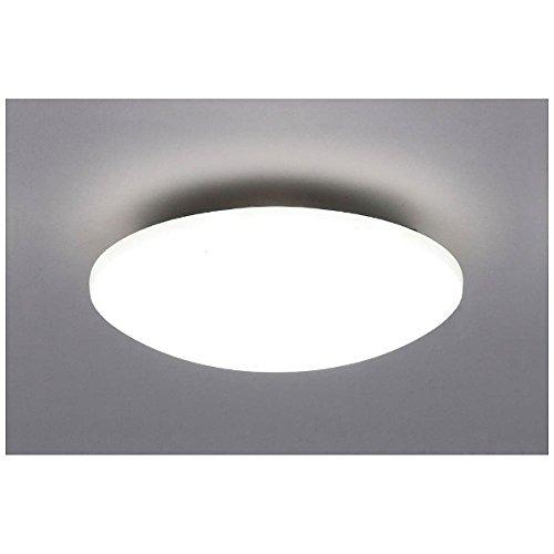 アイリスオーヤマ リモコン付LEDシーリングライト (~6畳...