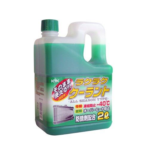 古河薬品工業(KYK) ラクラククーラント 2L 緑 52-040