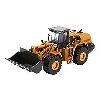 男の子のための1:50合金工学建設車静的モデルのおもちゃ【Dreambarrier】