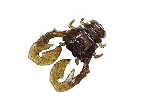 JACKALL(ジャッカル)ワームちびチヌ蟹1インチリップライソガニルアー