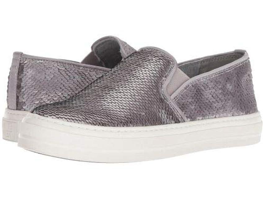 美徳環境に優しいホテルNine West(ナインウエスト) レディース 女性用 シューズ 靴 スニーカー 運動靴 Obliviator - Grey/Silver Synthetic [並行輸入品]