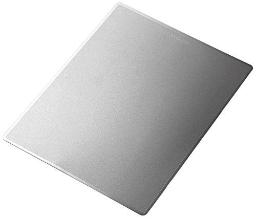 エレコム マウスパッド/メタリック/XLサイズ/ブラック MP-MBGBK 1個