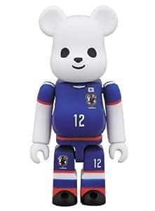 BE@RBRICK サッカー日本代表モデル ベアブリック 100%