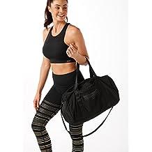 Lorna Jane Lightweight Gym Bag Lightweight Gym Bag, Black