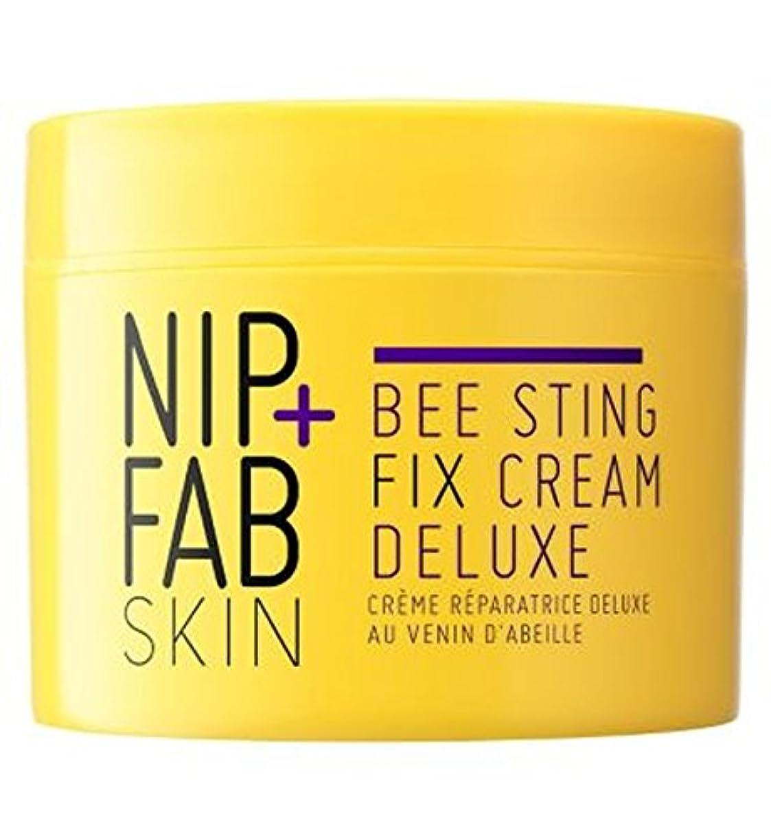 やる推進、動かすリスキーな+ファブハチ刺されの修正デラックスケアニップ (Nip & Fab) (x2) - Nip+Fab Bee Sting Fix Deluxe Care (Pack of 2) [並行輸入品]
