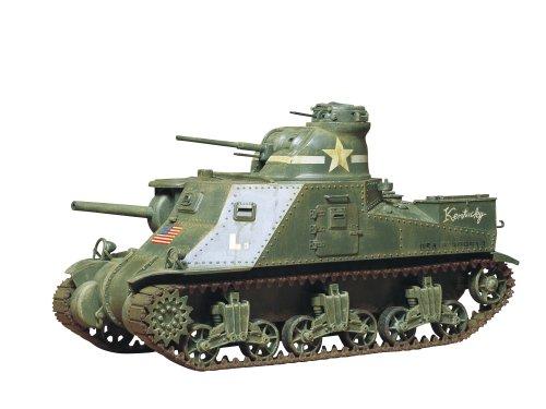 1/35 ミリタリーミニチュアシリーズ No.39 アメリカ陸軍 M3 リー Mk.I 戦車 35039