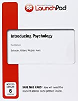 LaunchPad for Introducing Psychology (Six Month Access) [並行輸入品]