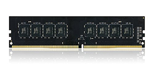 Team 32GB 16GBx2  DDR4 2133MHz PC4-17000  1.2V 288PIN CL15  TED432GM2133C15DC01  デスクトップ用メモリ DIMM  メモリー