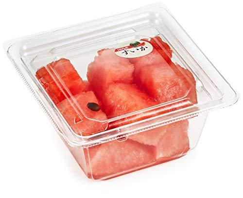 国内産 デリア食品 カットスイカ 1パック 180g