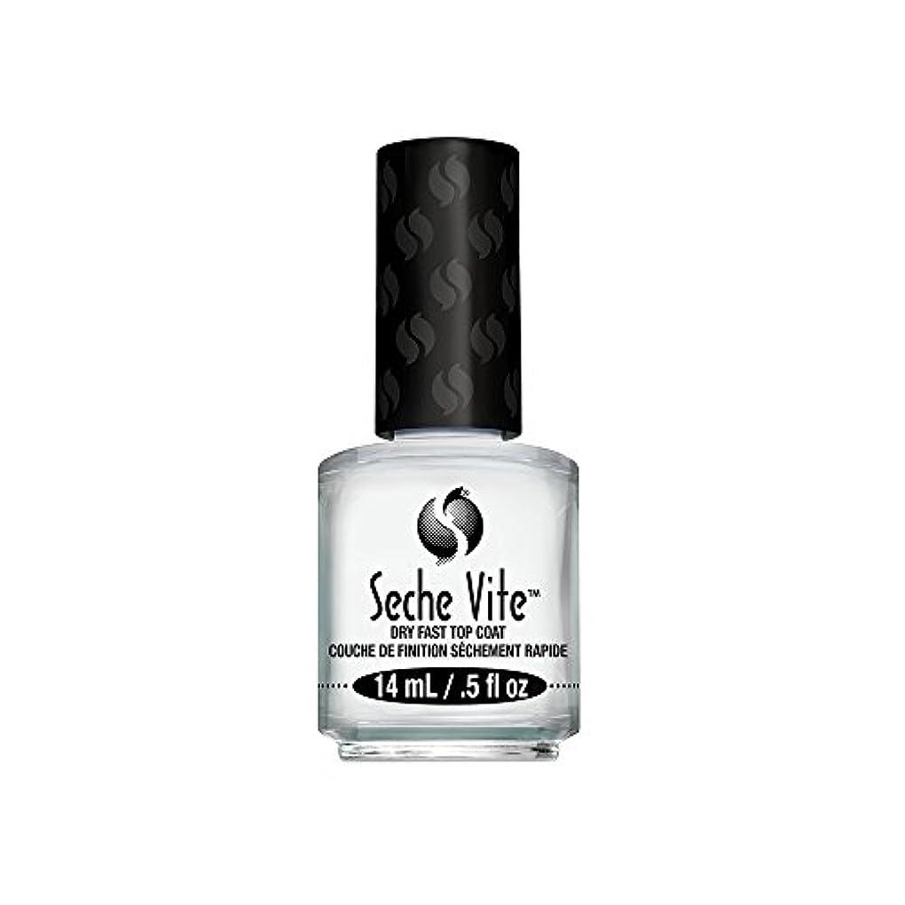 ラジウムブランチ間欠(3 Pack) SECHE Vite Dry Fast Top Coat (並行輸入品)