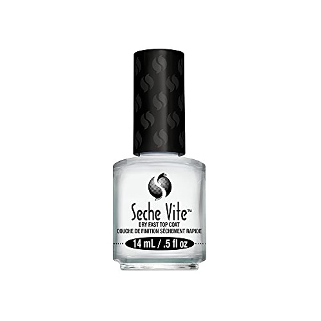 (3 Pack) SECHE Vite Dry Fast Top Coat (並行輸入品)