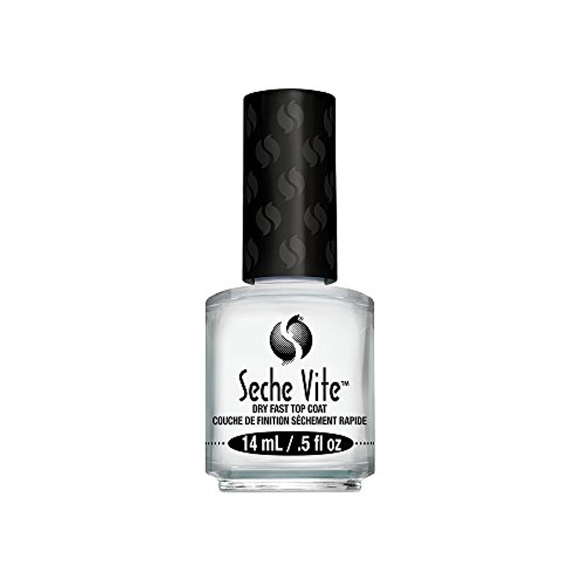 リスキーな悲観主義者電子レンジ(3 Pack) SECHE Vite Dry Fast Top Coat (並行輸入品)