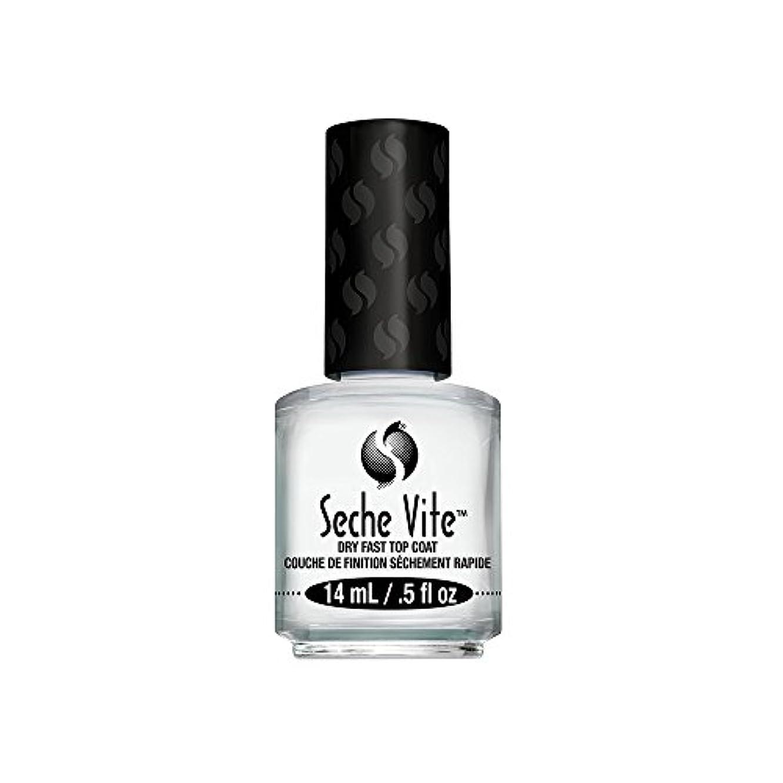 解任クルーディンカルビル(6 Pack) SECHE Vite Dry Fast Top Coat (並行輸入品)