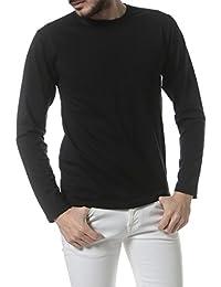 (ナンバーナイン) NUMBER (N)INE 袖ロゴワッペン クルーネック 長袖 Tシャツ 2枚セット [【NNNDT638】]