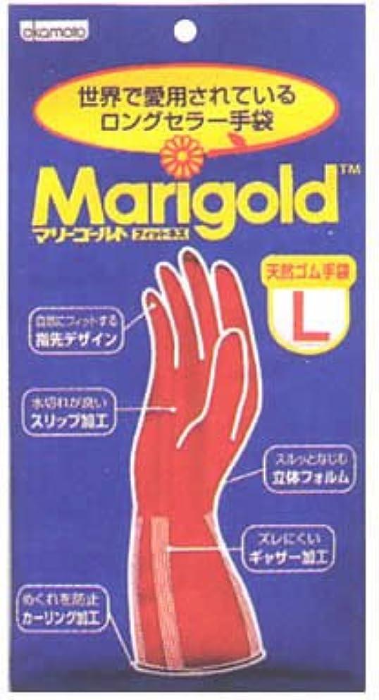 バラエティ利点血色の良いオカモトグローブ マリーゴールドフィットネス L