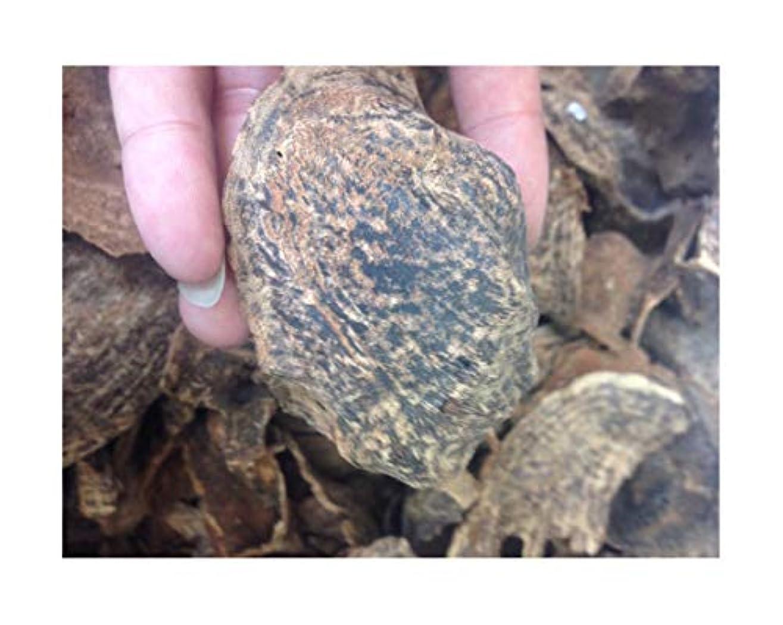 根絶する苦味クライマックスAgarwood Chips Oud Chips お香 アロマ | 天然の野生と希少な沈香チップ、Oudwood Vietnam製 | 純素材グレードA++ 50g