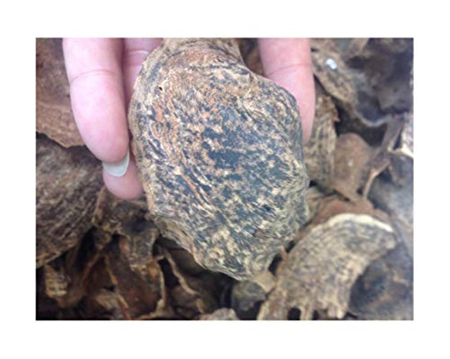 気分が悪いバトル才能のあるAgarwood Chips Oud Chips お香 アロマ | 天然の野生と希少な沈香チップ、Oudwood Vietnam製 | 純素材グレードA++ 50g