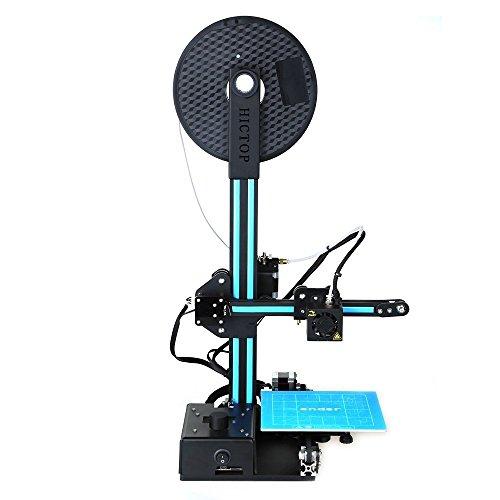 HICTOP 3Dプリンター Reprap Prusa i3 高精度 大容量造形サイズ ど多種なフィラメントに対応 工業級3Dプリンター  (3DP-21)