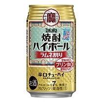 タカラ 焼酎ハイボール ラムネ割り 350mlx24本(1ケース)