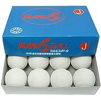 ダイワマルエス 軟式ボールJ号 (小学生用・軟式公認球) 5ダース60球入り