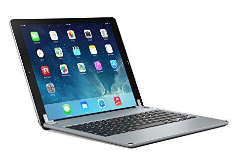 BRYDGE iPad Pro対応 12.9インチ用ハードケース一体型Bluetoothキーボード スペースグレー BRY6002