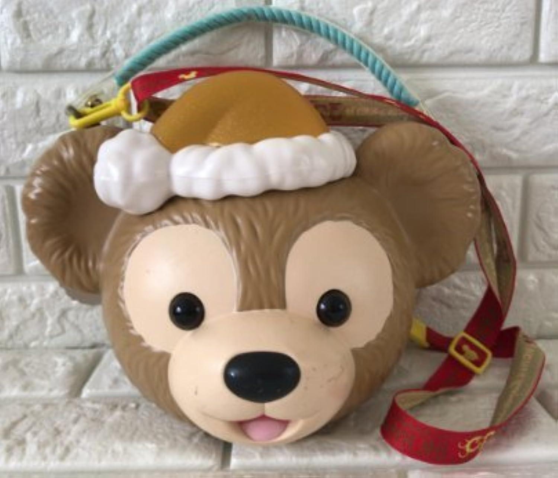 東京ディズニーシー ダッフィーお顔型ポップコーン入れ ハピネス 30周年記念品