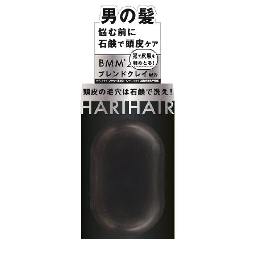 植生知り合いになる弾性ペリカン石鹸 ハリヘア 固形シャンプー 100g