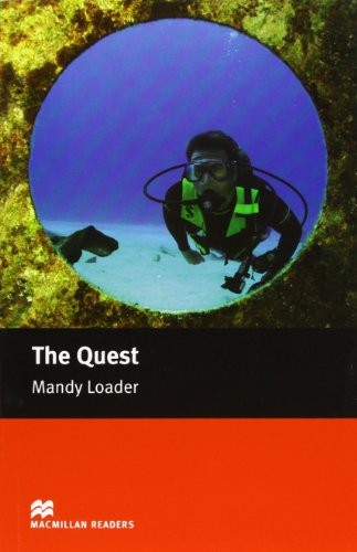 The Quest. Mandy Loader (MacMillan Readers. 3, Elementary Level)の詳細を見る